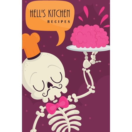 Halloween Cookie Pizza Recipes (Hell's Kitchen Recipes: 6