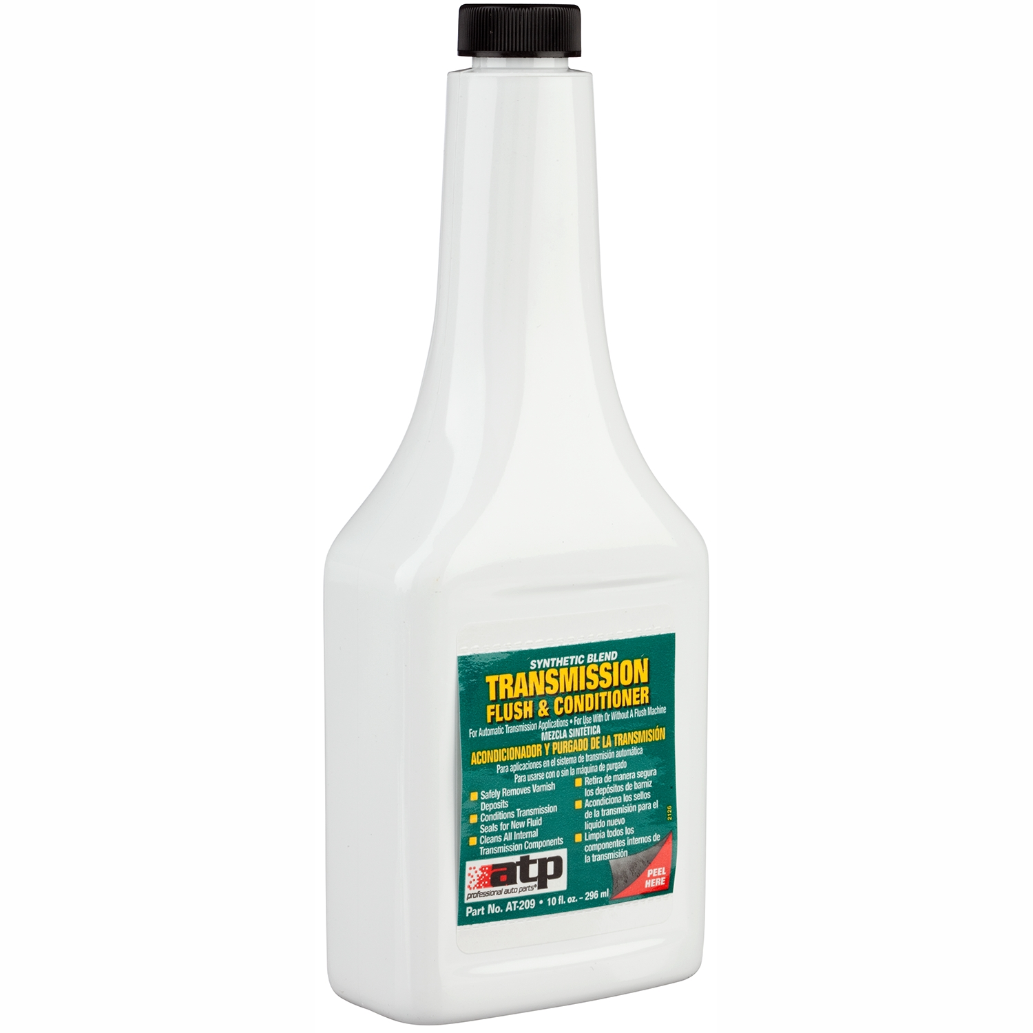 Atp Automotive At 209 Synthetic Blend Transmission Flush And