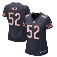 8abf8fea Product Image Khalil Mack Chicago Bears Nike Women's Game Jersey - Navy