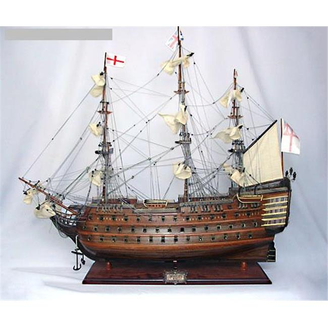 Old Modern Handicrafts T034 HMS Victory Exclusive Edition Model Boat