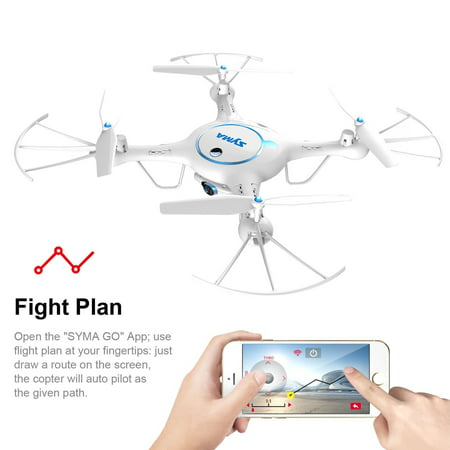 Syma X5UW X5UC 2.4Ghz 6-Axis RC Quadcopter Drone with 720P HD Camera