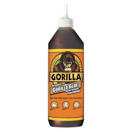 Gorilla Glue 5003601 36 Oz All Purpose Glue, 72 Sq Ft Coverage