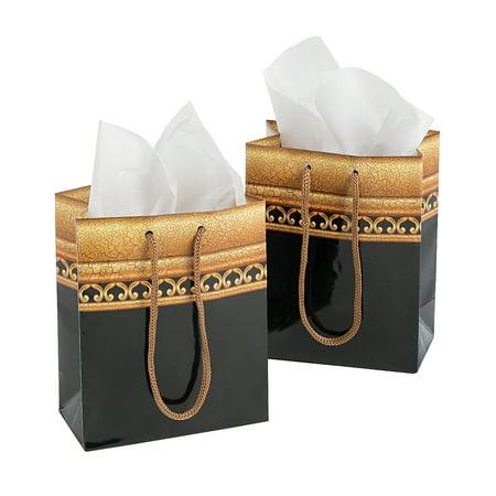 Dozen Gift (IN-13731513 Small Timeless Glamour Gift Bags Per Dozen )