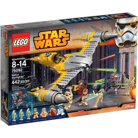 LEGO Star Wars Naboo Starfighter Star Wars Naboo Starfighter