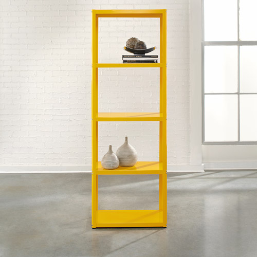 Sauder Harvey Park Tower Bookcase, Multiple Finishes