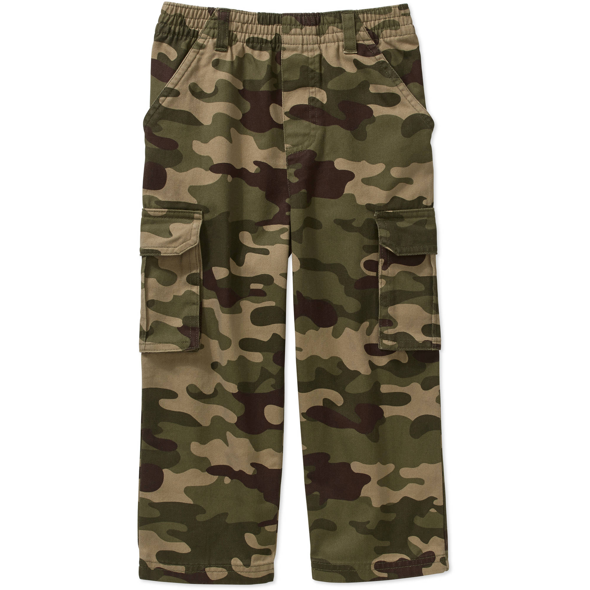 Garanimals Baby Toddler Boy Printed Twill Cargo Pants