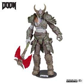 Mcfarlane Toys Doom 7 Marauder Deluxe Figure Walmart Com
