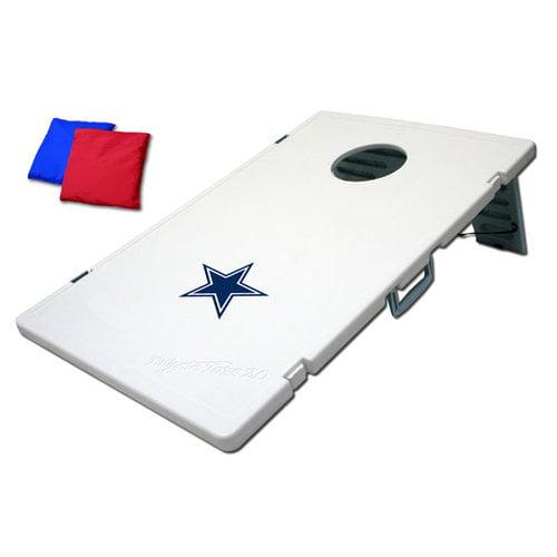 NFL - Dallas Cowboys Cornhole Toss: Bean Bag Game 2.0