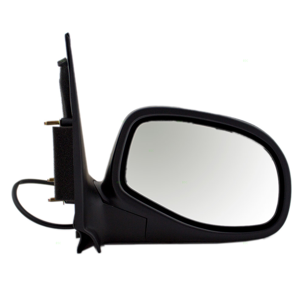 Passengers Power Side View Mirror Replacement for Ford Ranger Mazda Pickup Truck F47Z 17682 EA by Brock