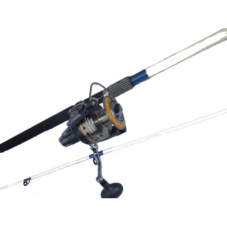 Surf fishing rod and spinning fishing reel combo for Surf fishing rods and reel combos