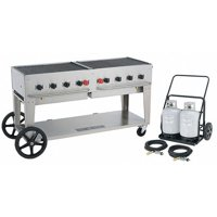"60"" Club Series Mobile Grill - Liquid Propane"