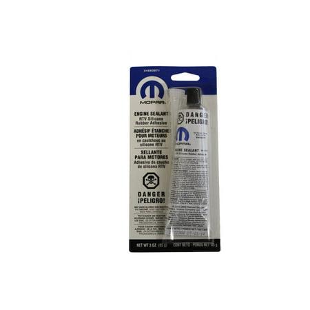 Mopar RTV Silicone Rubber Adhesive Engine Sealant - 4883971AC Rtv Rubber Mold