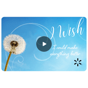 Dandelion Wish Walmart eGift Card