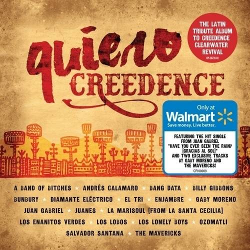 Quiero Creedence (Walmart Exclusive)