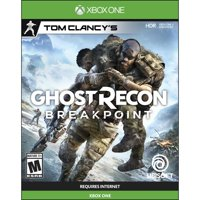 Tom Clancy's Ghost Recon Breakpoint, Ubisoft, Xbox One, 887256090524