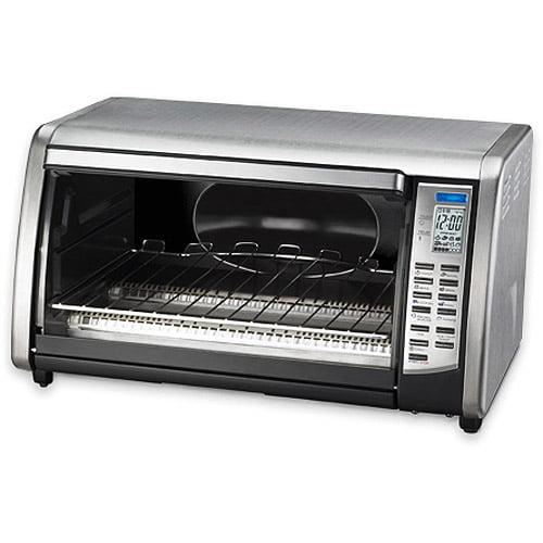 Black & Decker Digital Advantage Touchpad Toaster Oven