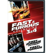 Fast & Furious Collection: 3 & 4 by