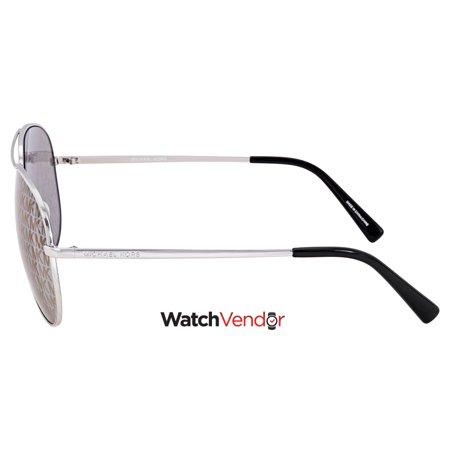 082b0af317d34 Michael Kors Kendall Mirror Aviator Ladies Sunglasses MK5016 1137R0 60 -  image 1 of 2 ...