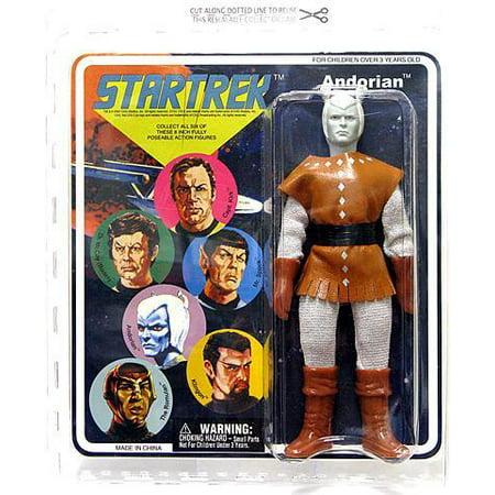 Star Trek Series 2 Cloth Retro Andorian Action Figure (Star Trek Toys Kre O)