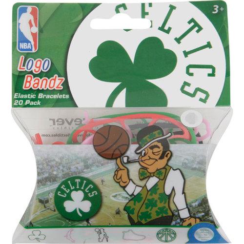 NBA - Boston Celtics Logo Bandz Bracelets
