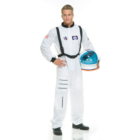 Halloween Astronaut Adult Costume](Astronaut Costumes For Adults)