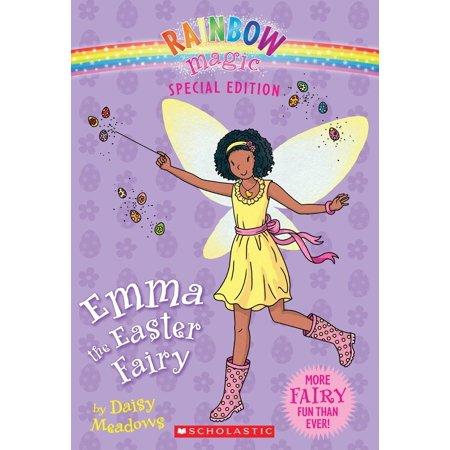 Rainbow Magic: Rainbow Magic Emma the Easter Fairy (Paperback) Magic Fairy Journal