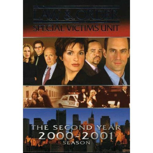Law & Order: Special Victims Unit - The Second Year (Full Frame)
