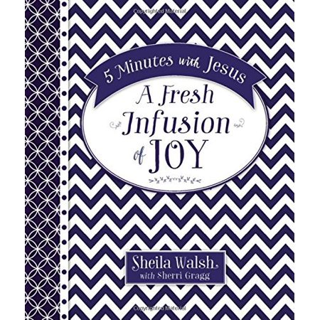 5 Minutes with Jesus: A Fresh Infusion of Joy - image 1 de 1