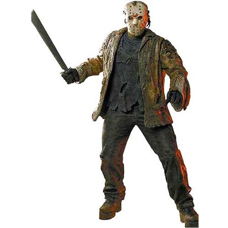 NECA Freddy Vs Jason Cult Classics Jason Voorhees Action Figure - Jason Voorhees 1981