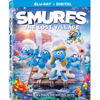 Smurfs: The Lost Village (Blu-ray + Digital)