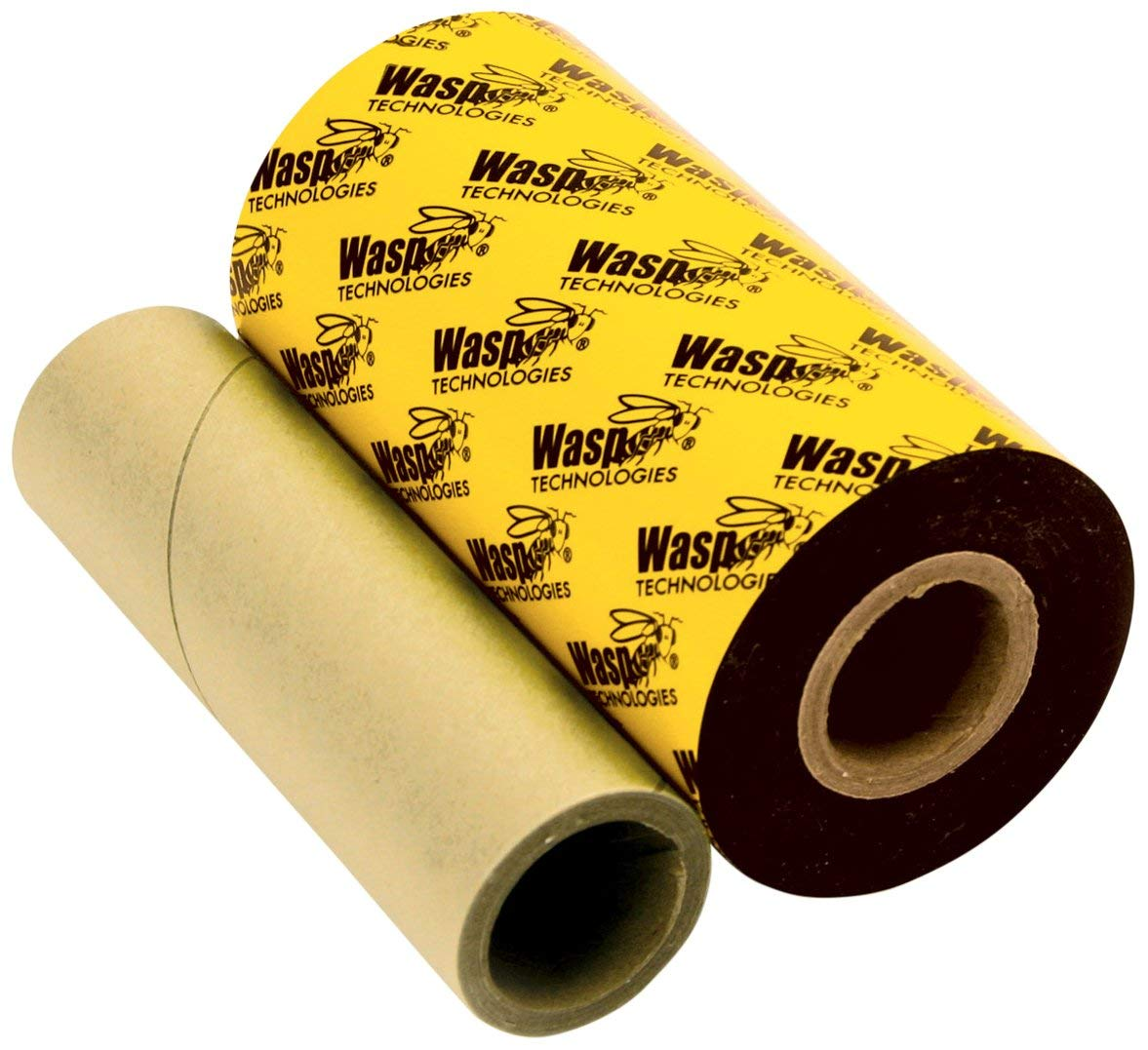 WPR 2.16 X 820 WAX-RESIN RIBN FOR WASP WPL 305 AND 606 PRINTERS