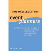 Time Management for Event Planners - eBook