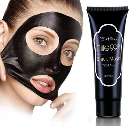 Elite99 Blackhead Remover Set [Remove Blackheads] Charcoal Mask For Deep Cleansing [removes Acne] Best Facial Mud