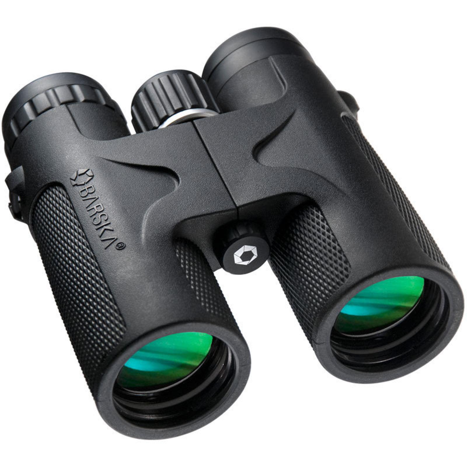 Barska 12x42 WP, Blackhawk Green Lens Binoculars