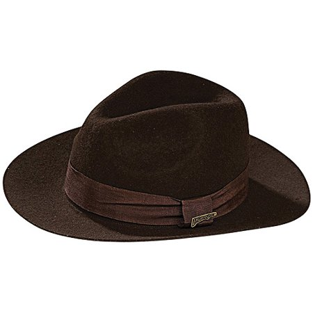 Indiana Jones Hat Adult Halloween Accessory