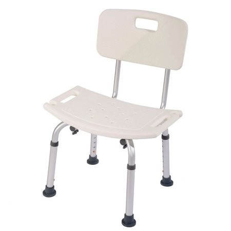 Ktaxon 8 Height Adjustable Medical Shower Bath Chair Detachable ...