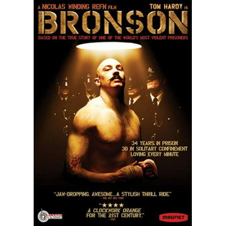 Bronson (DVD) (Action Bronson Halloween)