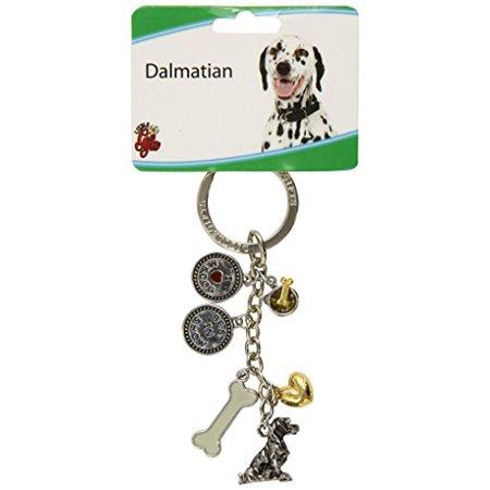Dalmatian Keychain - LittleGifts Dalmatian V3 Keychain