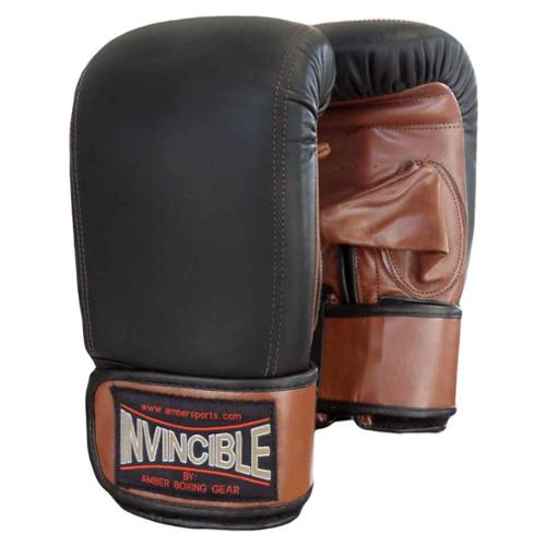 Invincible Pro Bag Boxing Gloves (Large)