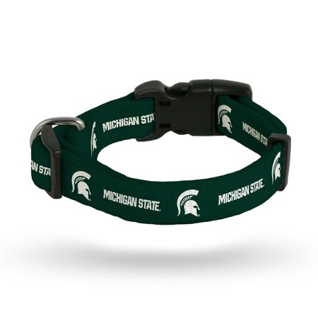 Michigan State Spartans Pet Collar - Small - image 1 de 1