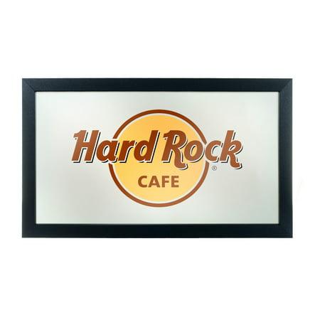 Hard Rock Cafe Framed Logo Mirror