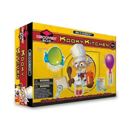 EIN-O Science Discovery Box - Kooky Kitchen - Kitchen Science