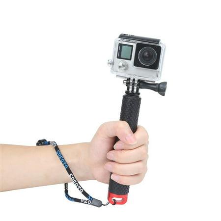 hot sale upgraded selfie stick extendable pole handheld monopod for digital g. Black Bedroom Furniture Sets. Home Design Ideas