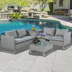 Better Homes And Gardens Avila Beach 4 Piece Sectional