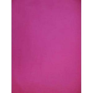 SheetWorld Fitted Oval Crib Sheet (Stokke Sleepi) -  Hot Pink Woven