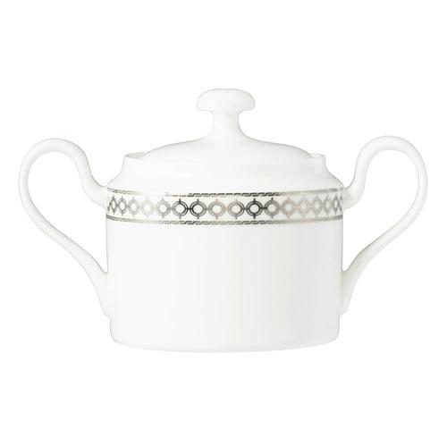 Auratic Inc. Binche 14 oz. Sugar Bowl with Lid by