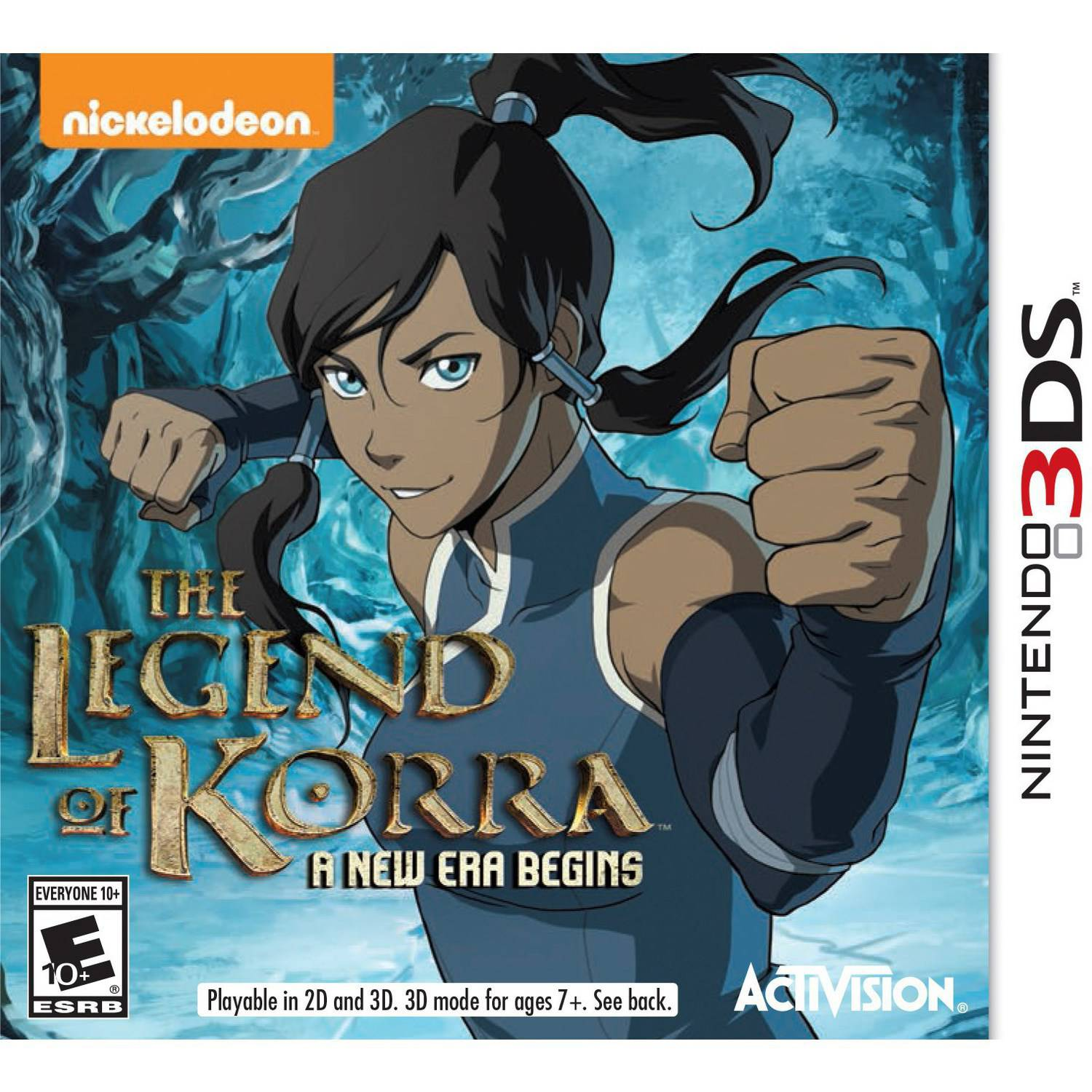 Legend Of Korra New Era Begins ((Nintendo 3DS) - Pre-Owned