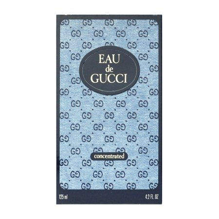 Gucci Vintage Tie - Gucci Eau de Gucci Concentrated Splash 4.2Oz/125ml In Box (Vintage)