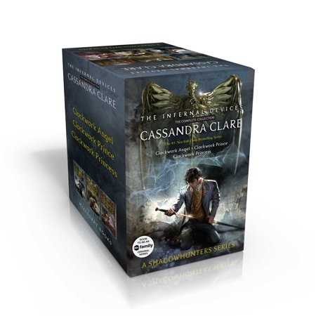 The Infernal Devices, the Complete Collection : Clockwork Angel; Clockwork Prince; Clockwork Princess](Prince Akeem)