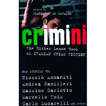 Crimini : The Bitter Lemon Book of Italian Crime Fiction